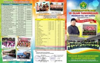 brosur SDI Tanjungsari depan